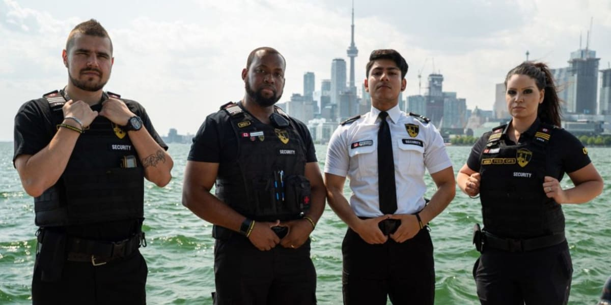 Hiring Security Guard in Toronto